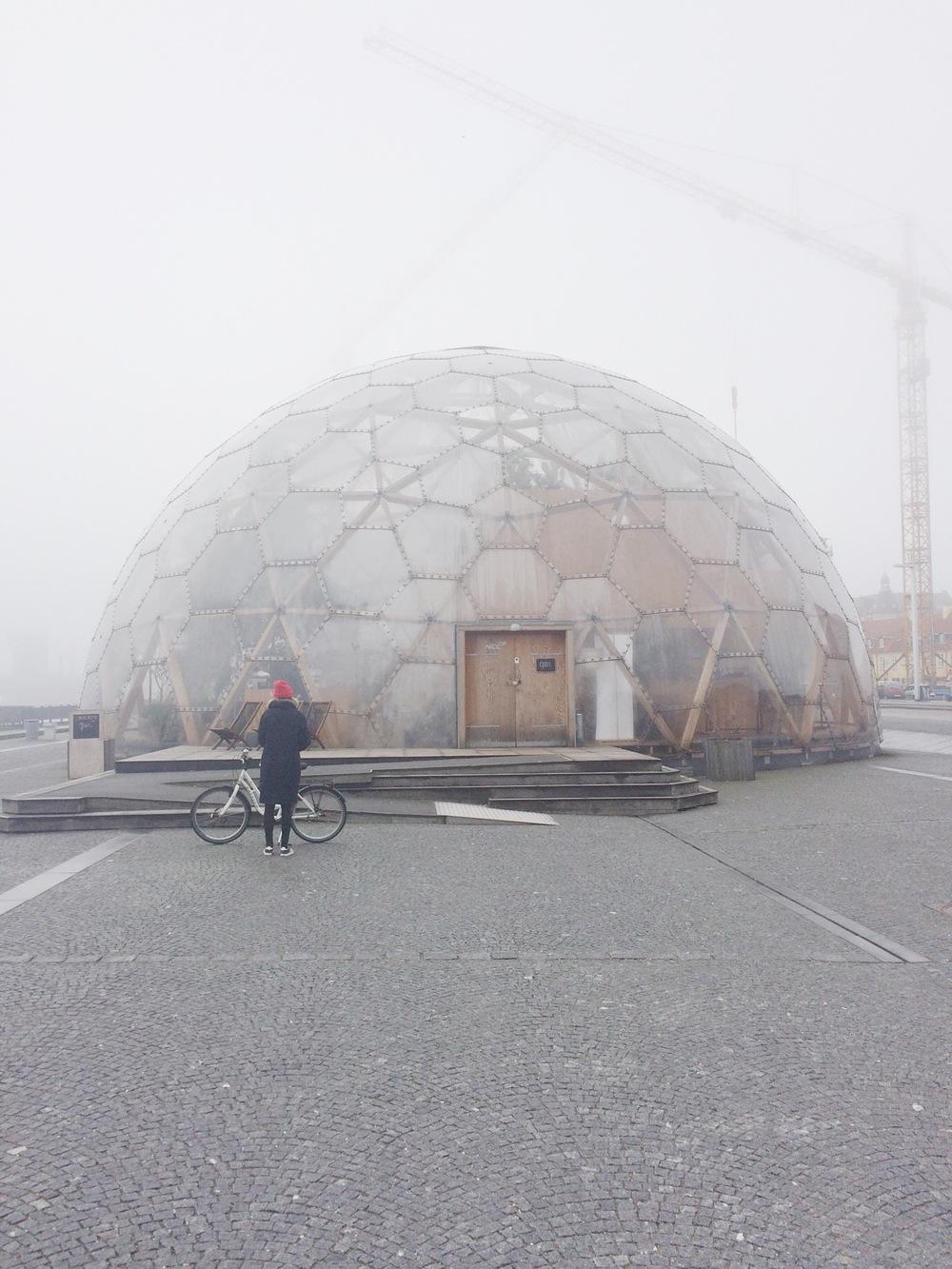 vision dome copenhagen