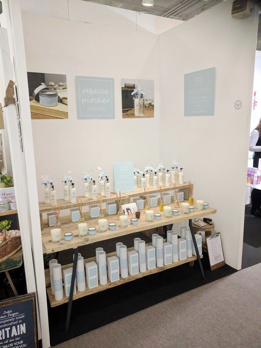 Rebecca pitcher - beautiful skincare and candles