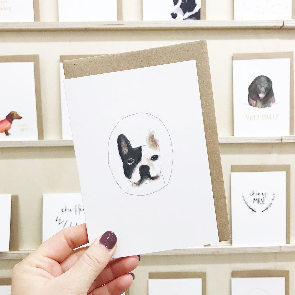plewsy dog card remi