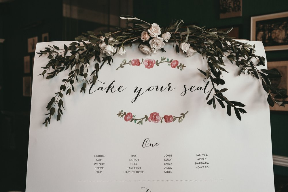 plewsy-wedding stationery babington house