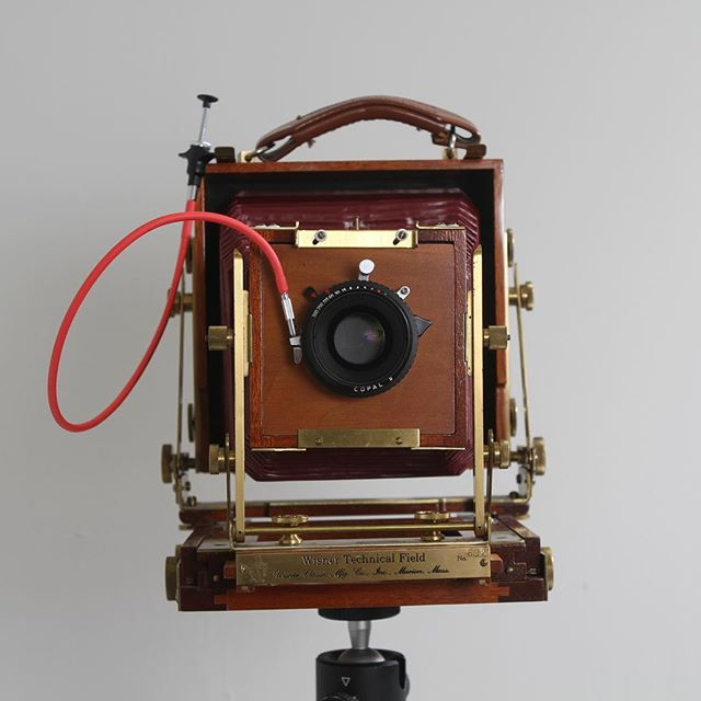 We love promotional products and we love old cameras! Stop by our showroom to say hi, get your picture taken by our 4x5 camera, and make a one-of-a-kind journal 👋🏼📸📔