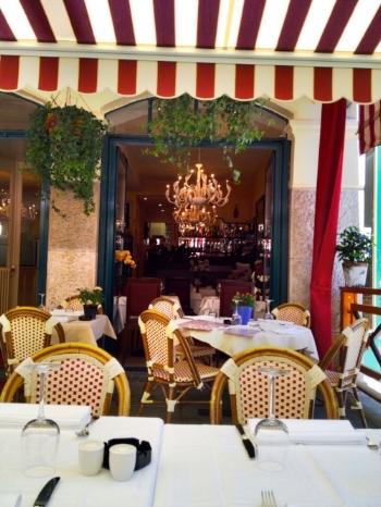 ETRE INCONTOURNABLE N'EST PAS UN CHOIX, C'EST UN DESTIN! - Restaurant Milan depuis 1910