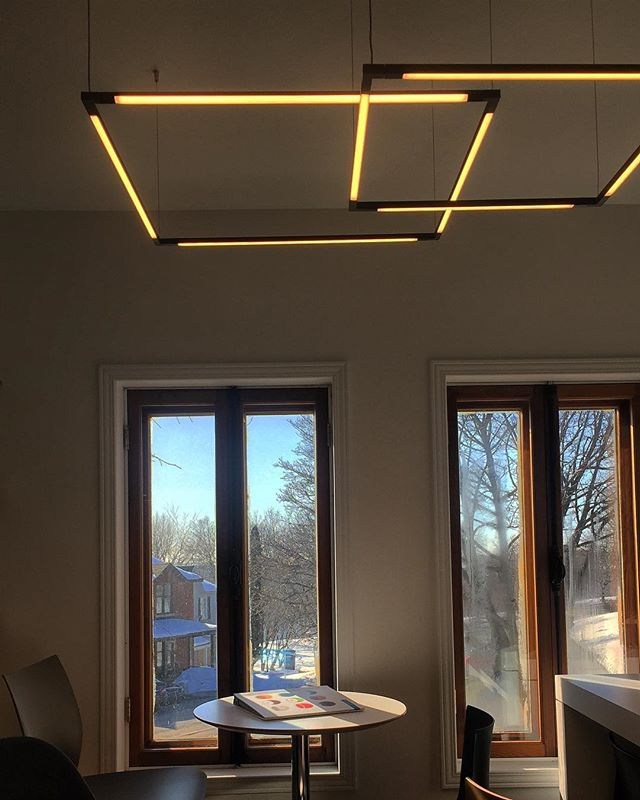 Koncept Z-bar pendan☀️ #koncept #luminous #sunnyday #bright #contemporary #custom