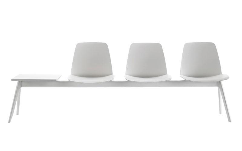 UNNIA Bench / Tusch Seating