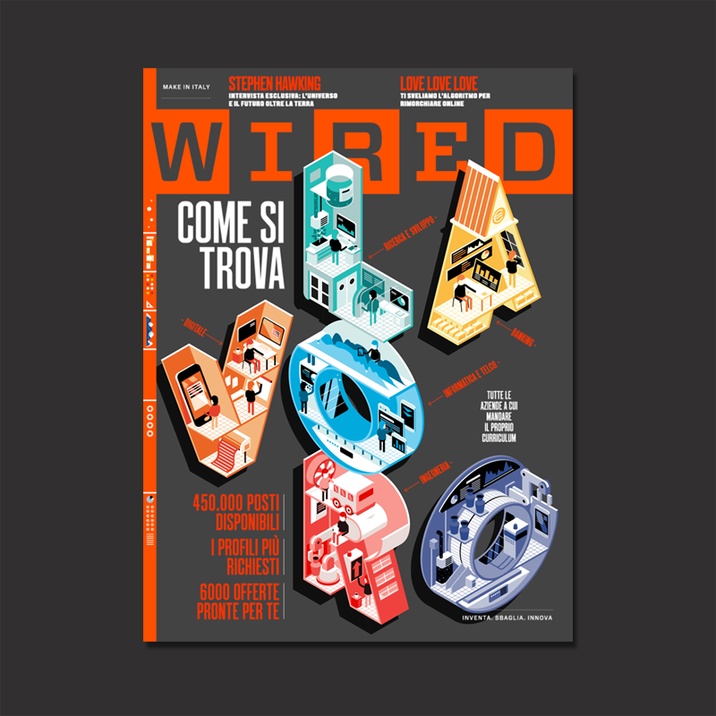 Client:  Wired Italia