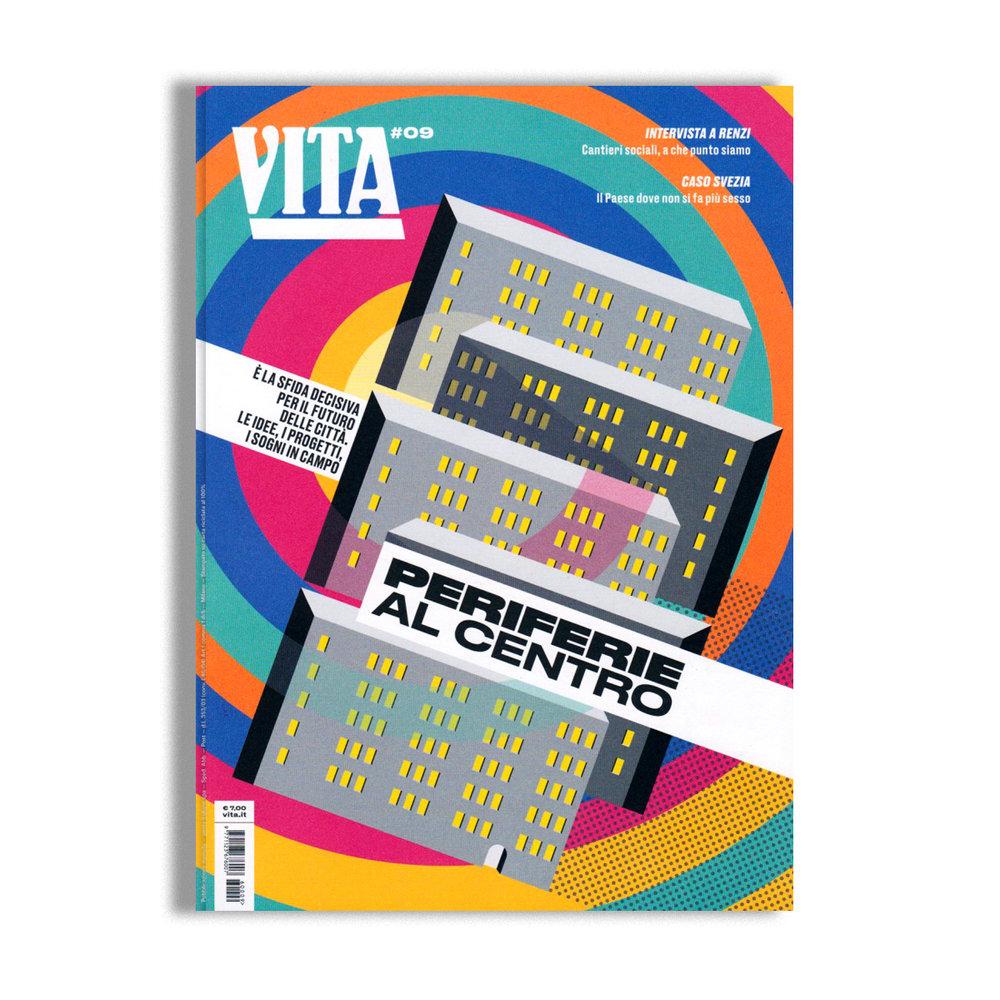 Client:  Vita magazine