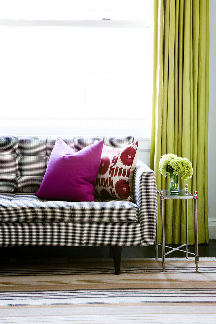 Design Crush Lilly Bunn Interiors LIBBY LIVING COLORFULLY
