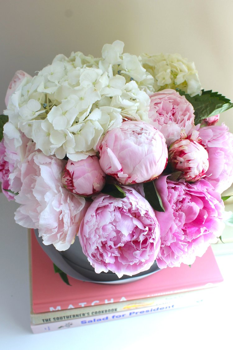 Peonies 101 - Everyone\'s Favorite Flower — LIBBY LIVING COLORFULLY