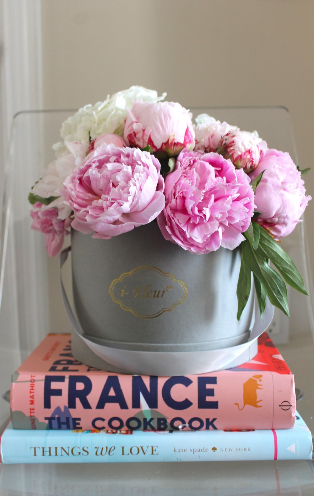 ... For Peonies. The Bouquet You See Pictured Here Is The Round Petite  Option. And This Stunning Bouquet Has Lasted More Than A Week (far Longer  Than The ...