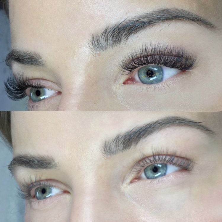 I Finally Tried Lash Extensions 50 Off Your First Full Set