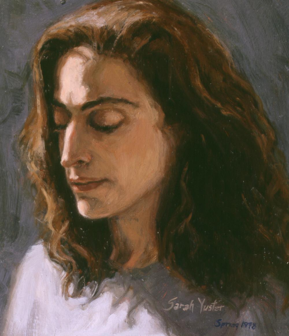 Self Portrait - 1998