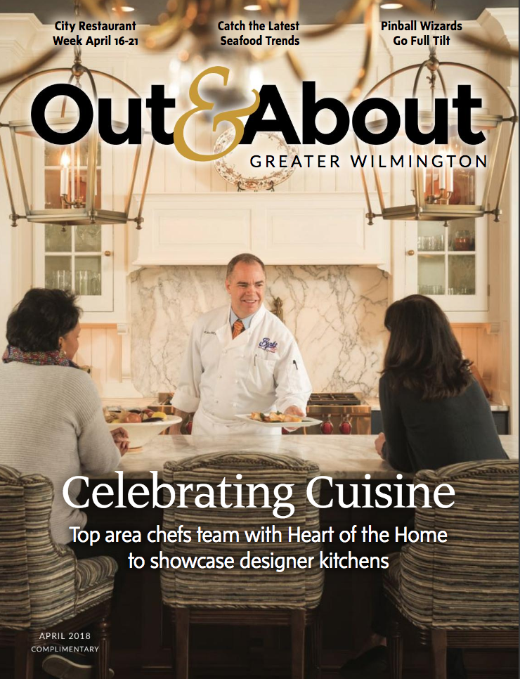 Out & About April 2018 - Heart of the Home Tour
