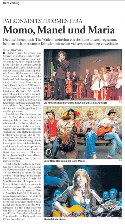 Ibiza Zeitung (2009)