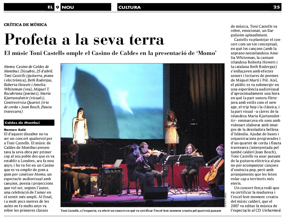 El Nou 9 (2009)