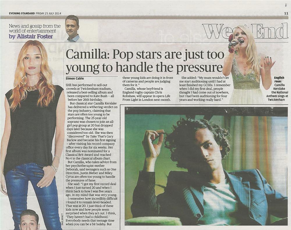 Evening Standard (2014)