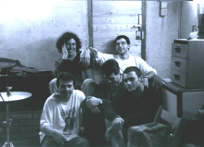 1990s - Teens - Aged 13 I formed my first band with local friends, Herzia, in which I played the keyboards and occasionally sang (badly). We grew up together and stayed together for 10 years. We eventually got signed in 1998 by Spanish indie label AZ Records. We released our first and only album 'Coses que Passen' in 1999. Despite of the fact that it didn't cause much of a stir and went largely unnoticed, highly respected music magazine 'Popular 1' named it as one of the best releases of 1999.