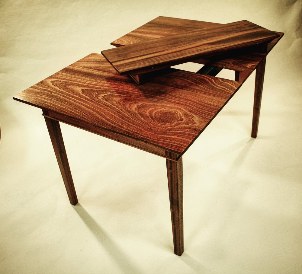Extension table in Sapele