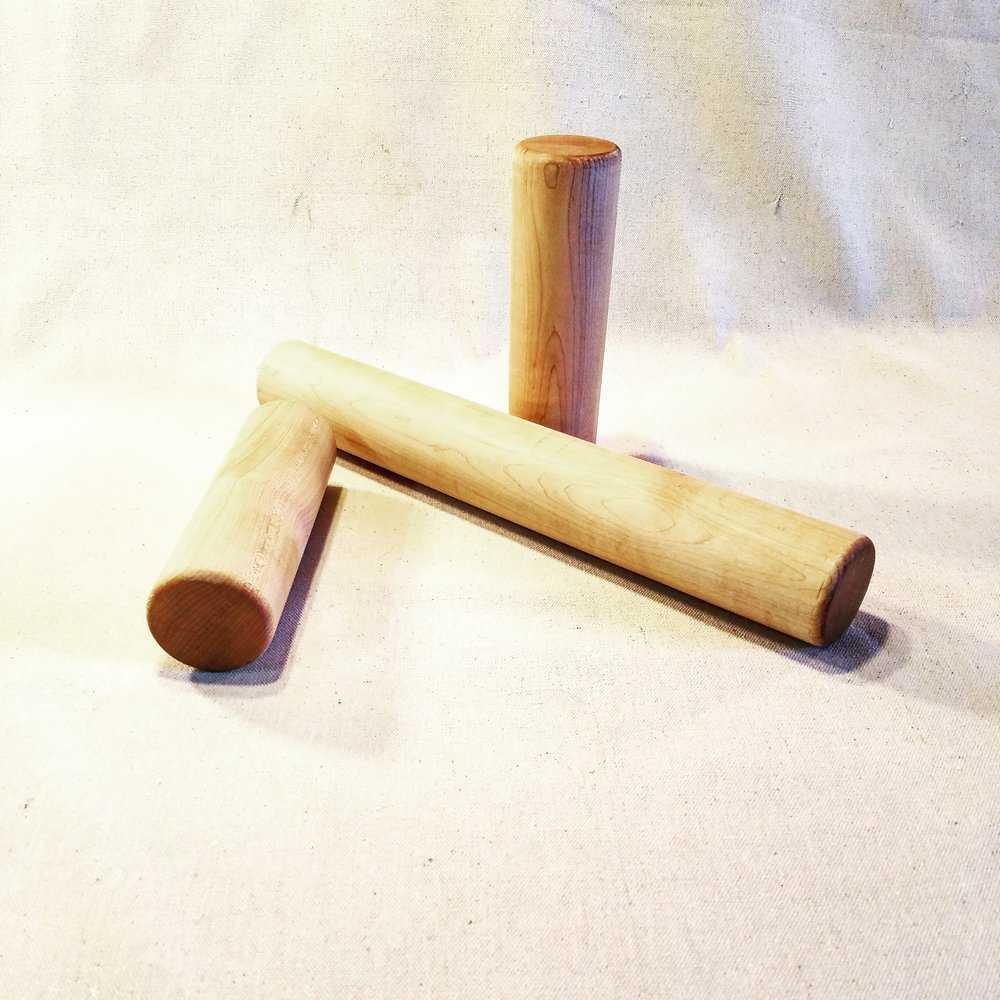 Traditional English Bakers' Rolling Pins,