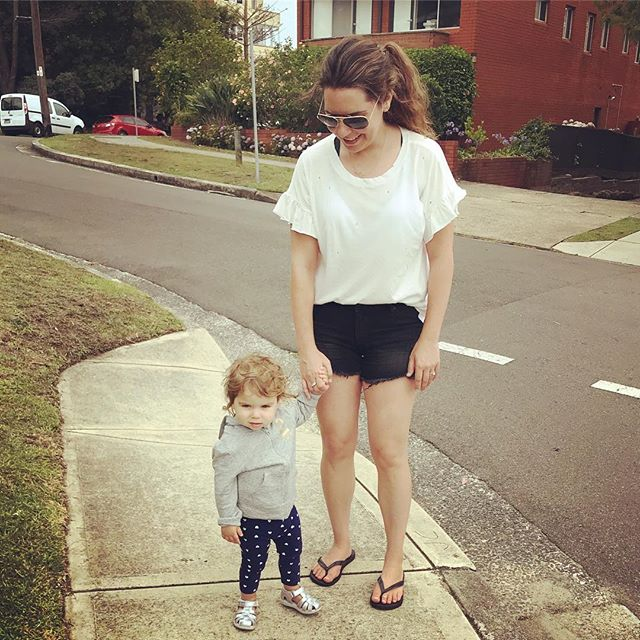 #mygirl . . . . #australia #love #momanddaughter #onestepatatime #beauty