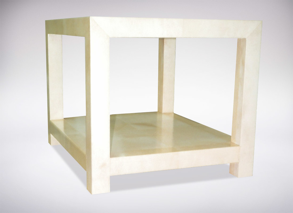 Parsons Style Side Table