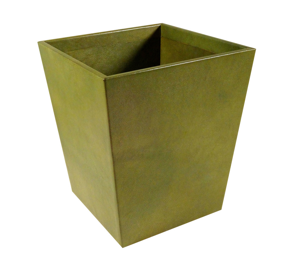 Green Goastskin Wastebasket.jpg
