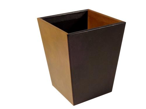Duo Tone Wastebasket