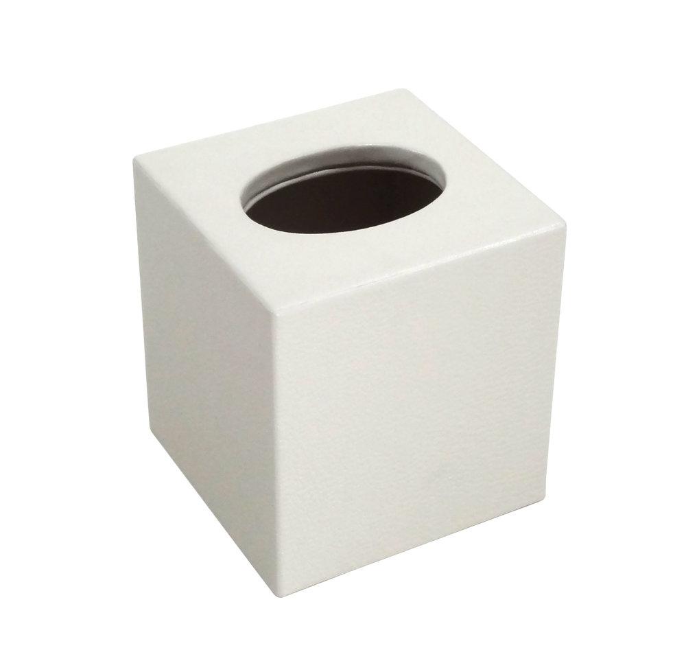 *Goatskin Boutique Tissue Box