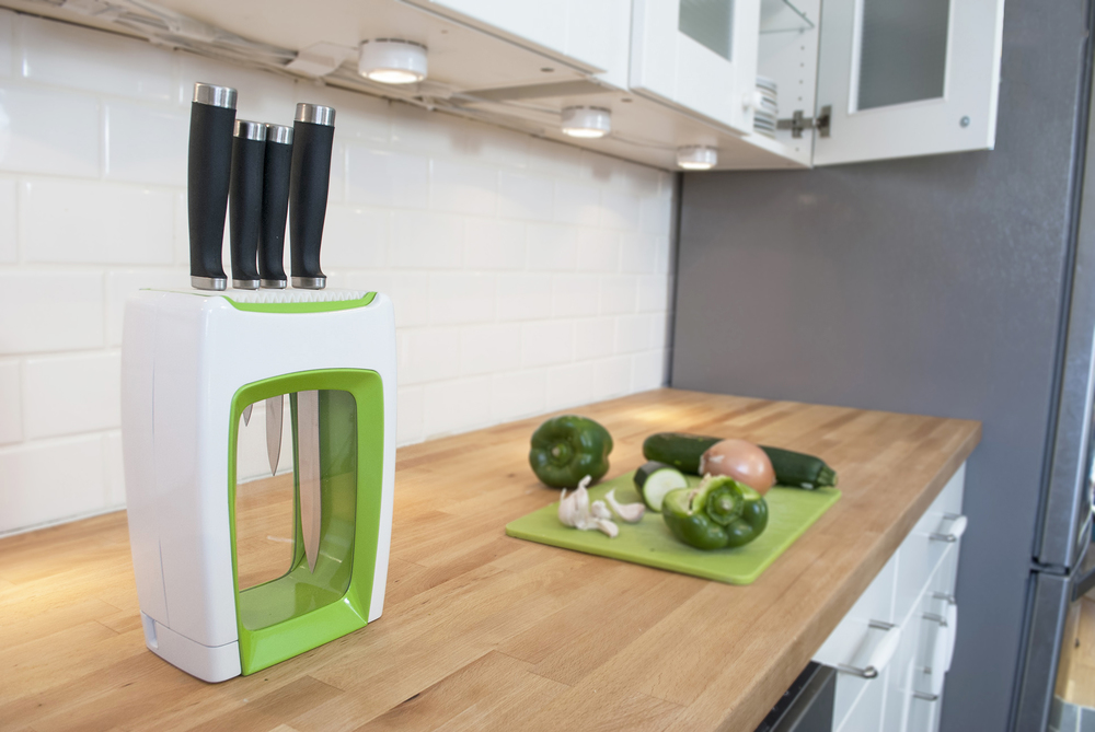 Groov Knife Block