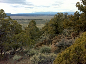 Horse Ridge Recreation Area, Photo Courtesy of BLM