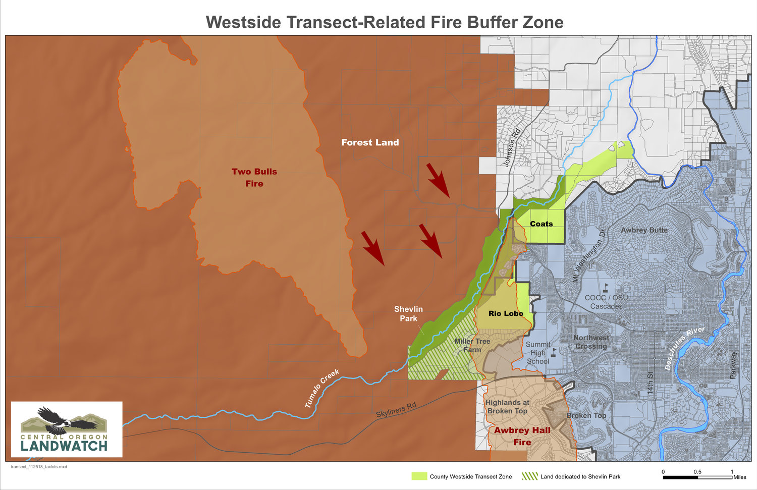 Why We Support The Westside Transect Zone For Deschutes County