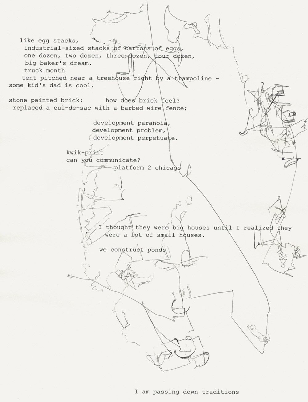 Poetry Contours Anna Cooper Nelson X11 Wiring Diagram Inkjet And Pen On Paper 85x11 Inches