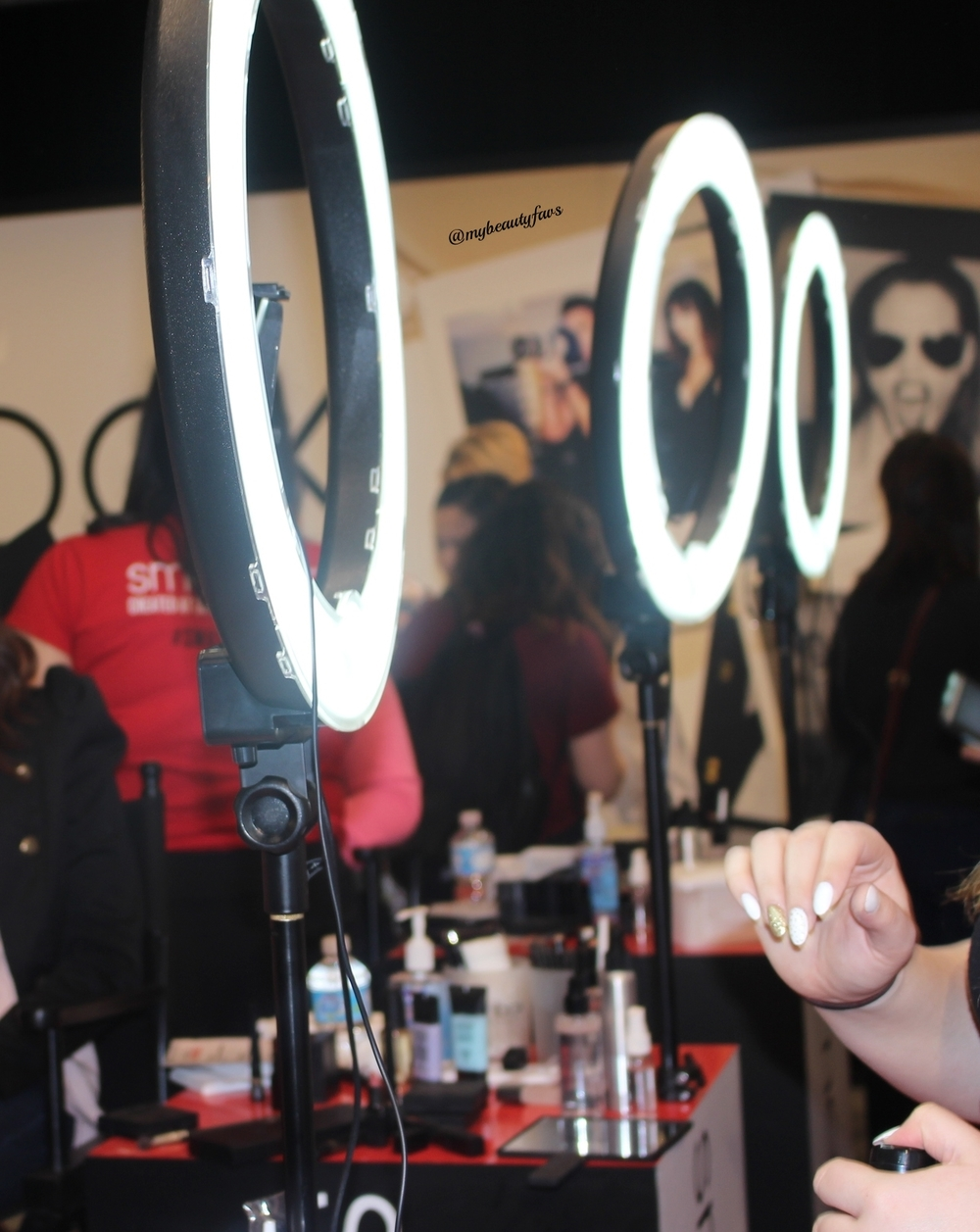 Smashbox Booth