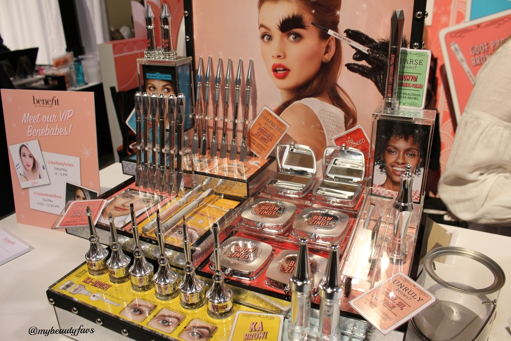 Benefit's New Brow Products