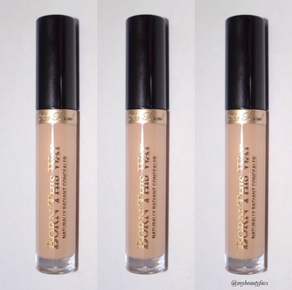 born this way concealer review