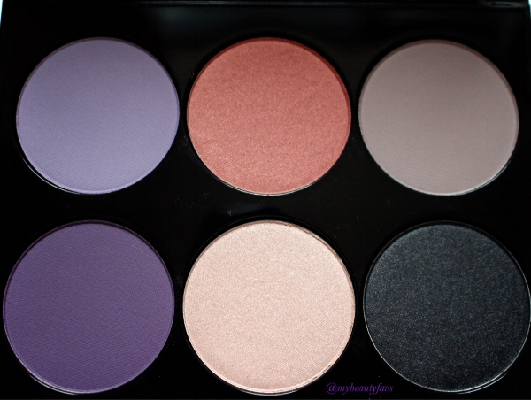 True Hues Eye Shadow Palette - Simple Pleasures