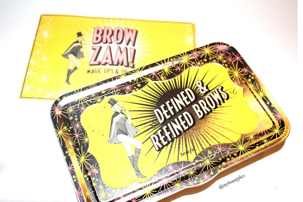 Defined & Refined Brows Kit by Benefit #20