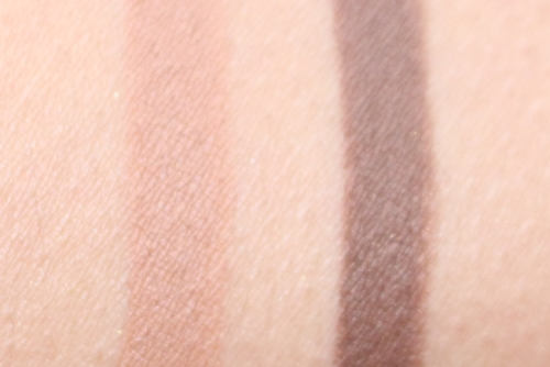 L-R: Terra (Matte) and Chocolate (Matte)