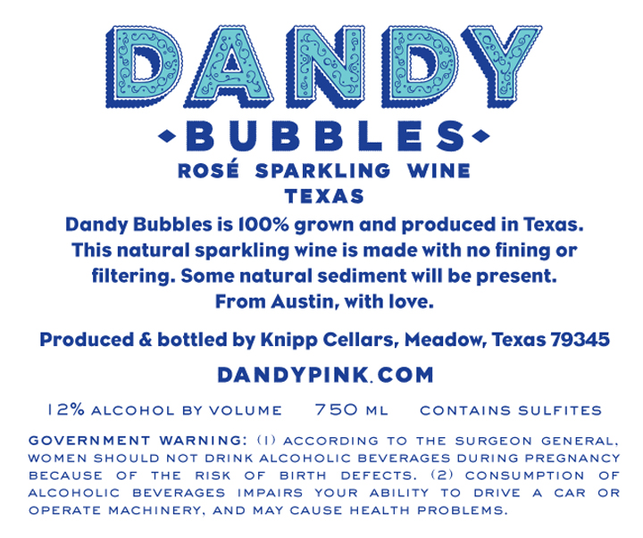 Dandy bubbles rosé wine texas austin.jpg