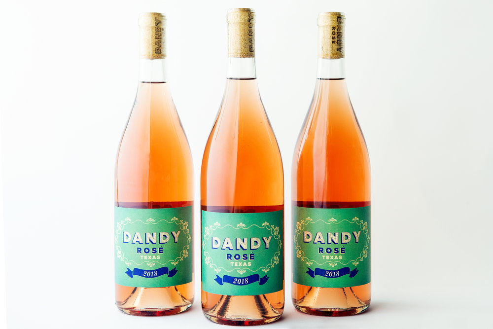 Dandy Rosé Wine for the people rae Wilson austin texas.jpg