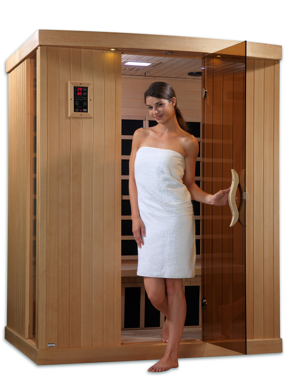 img Infrared Sauna coming to Mana Physical Therapy!