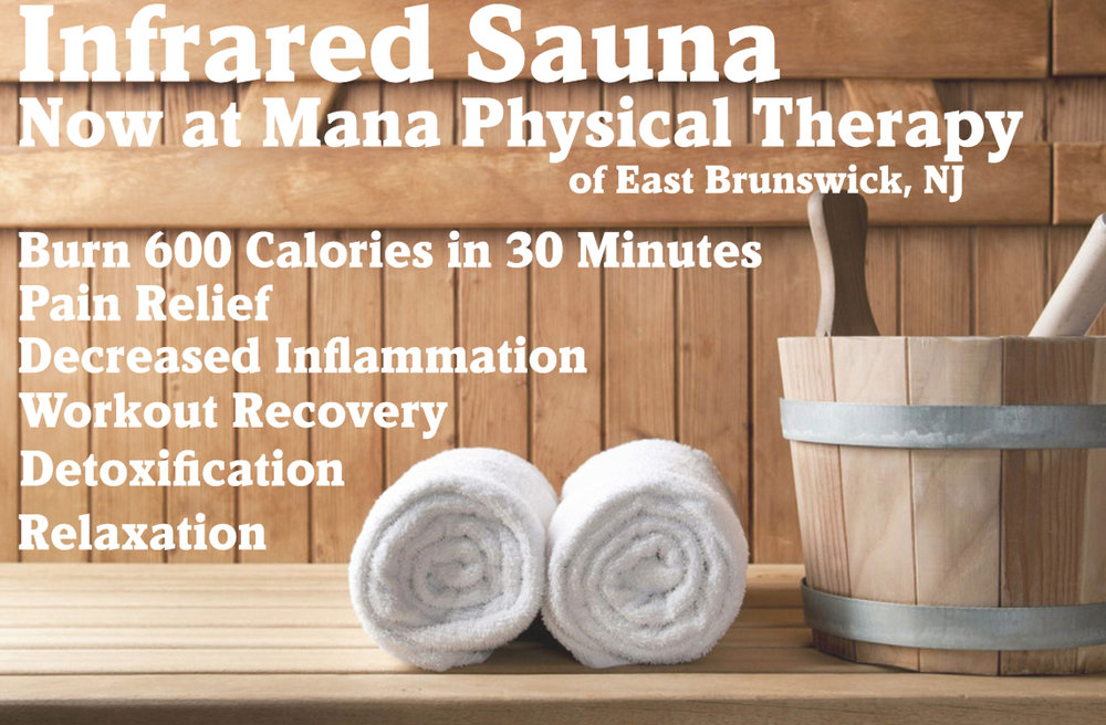 img Infrared Sauna is Here!