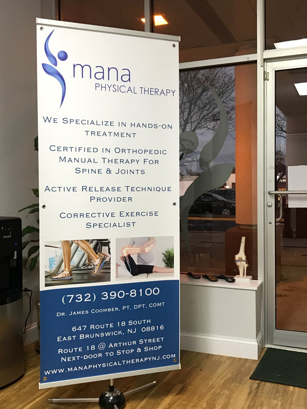 Banner time mana physical therapy at mana physical therapy we offer high end hands on physical therapy were certified in orthopedic manual therapy and active release technique and were xflitez Images
