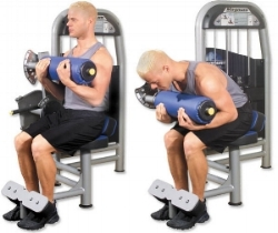 ab machine Maintaining Spine Health:  Machines To Avoid At the Gym
