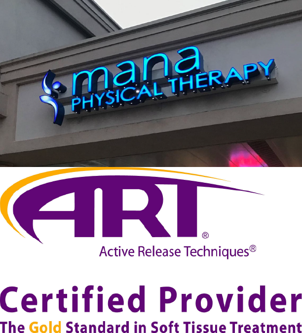 %name Active Release Technique at Mana Physical Therapy! Schedule a Free evaluation this week to see how ART and corrective exercise can ease pain and improve mobility!