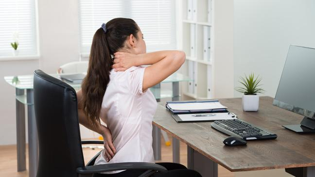 sore back 7 tips to stop your hours of computer use becoming a pain in the neck 136406459963603901 160527100832 Why Our Desk Jobs Are The Worst Thing For Us
