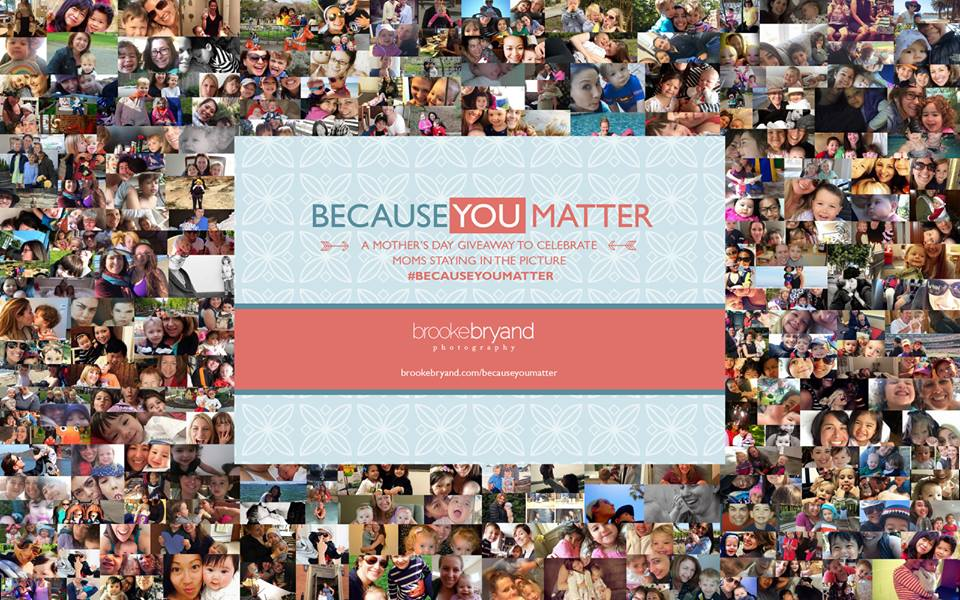 Entries from #BecauseYouMatter Mother's Day Campaign