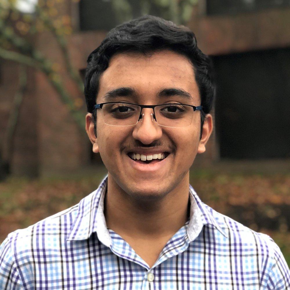 Ayush Noori - High School student