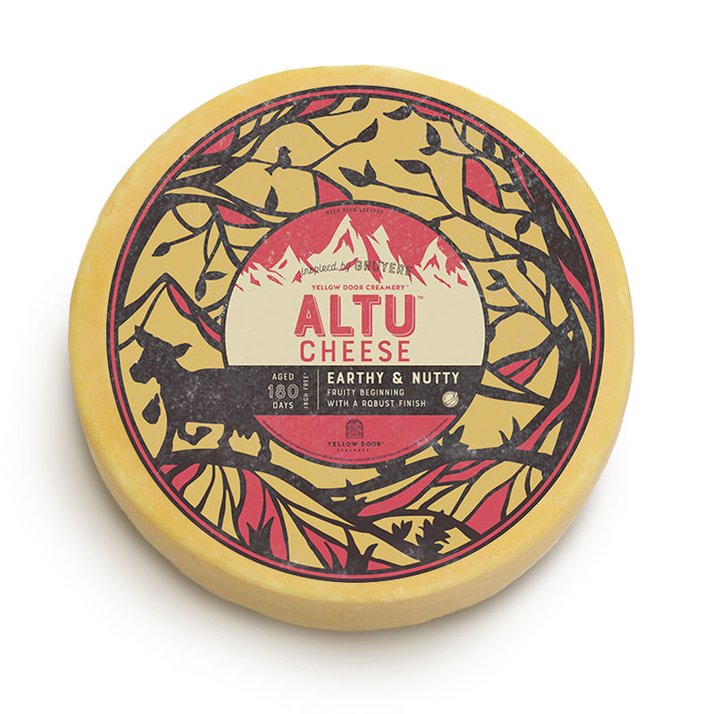 alpine cheese altu