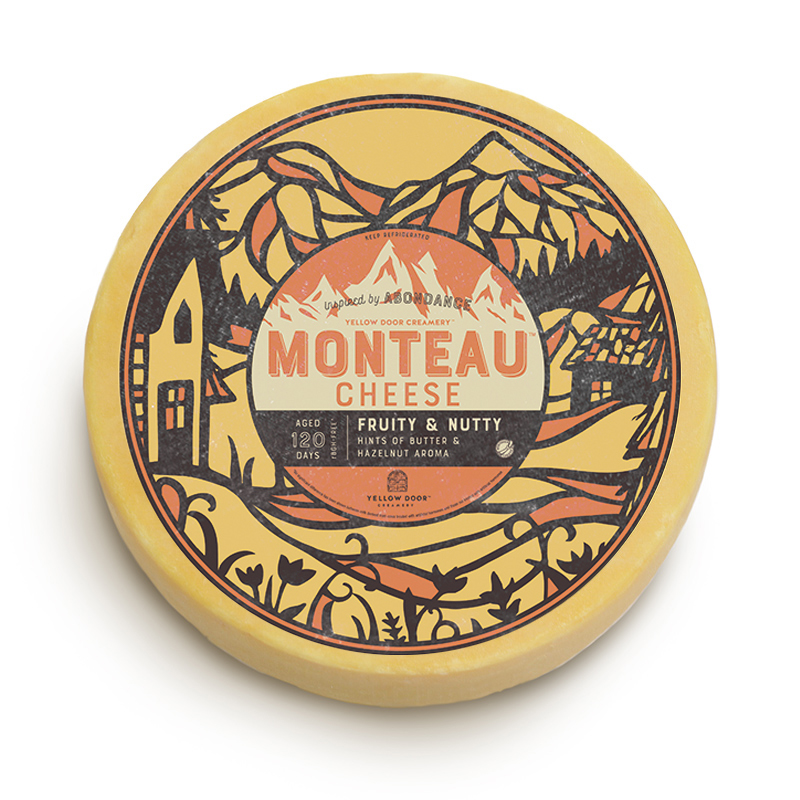 alpine cheese montee