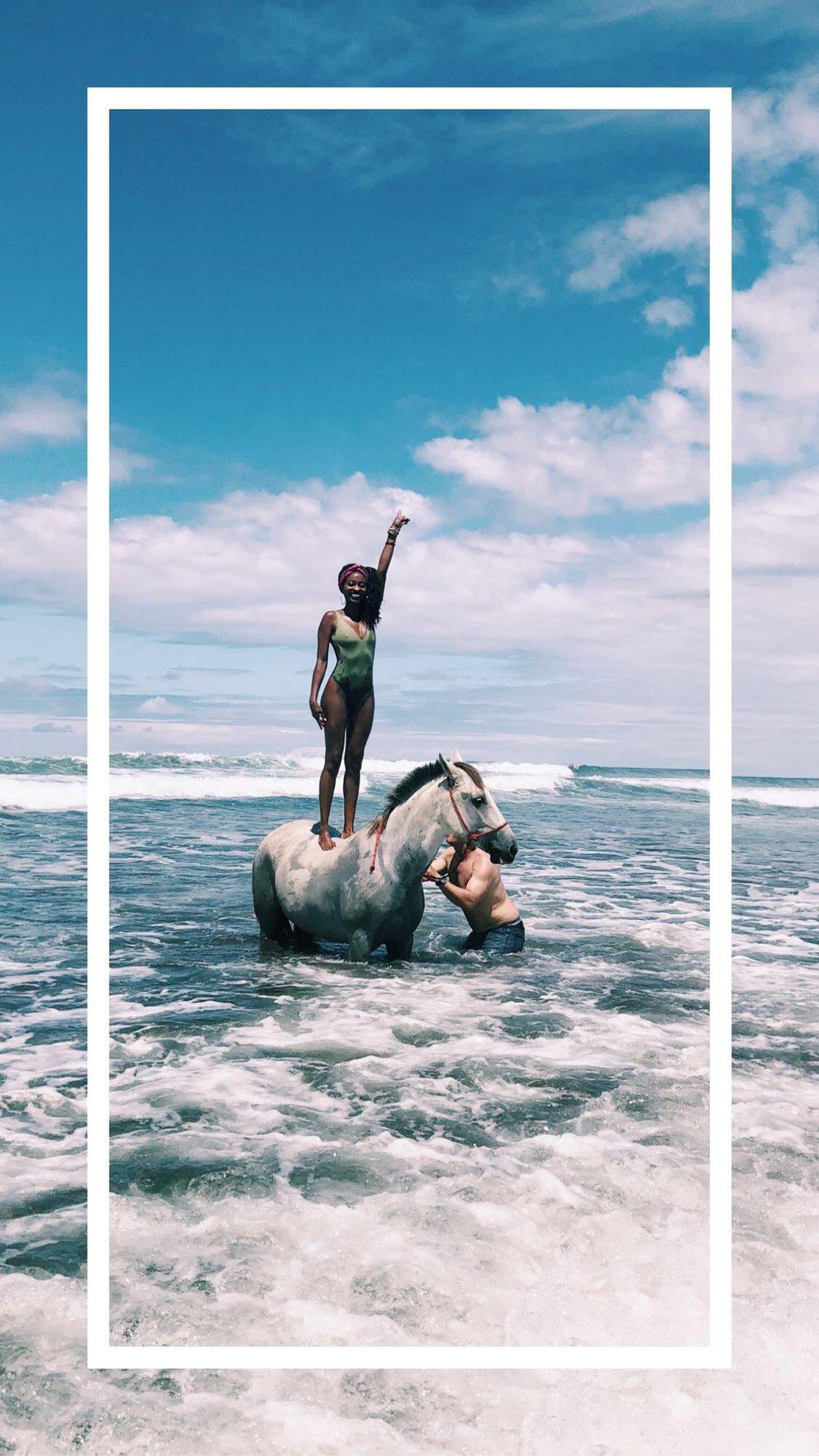 Costa Rica Horseback Tours